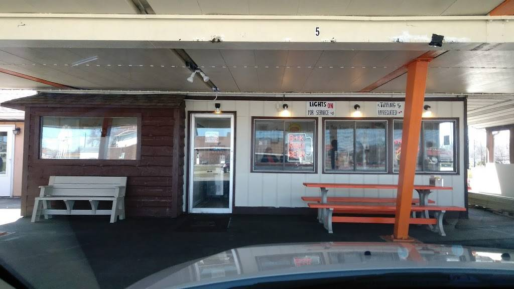 B & K Drive In Knox | restaurant | 1208 S Heaton St, Knox, IN 46534, USA | 5747724888 OR +1 574-772-4888