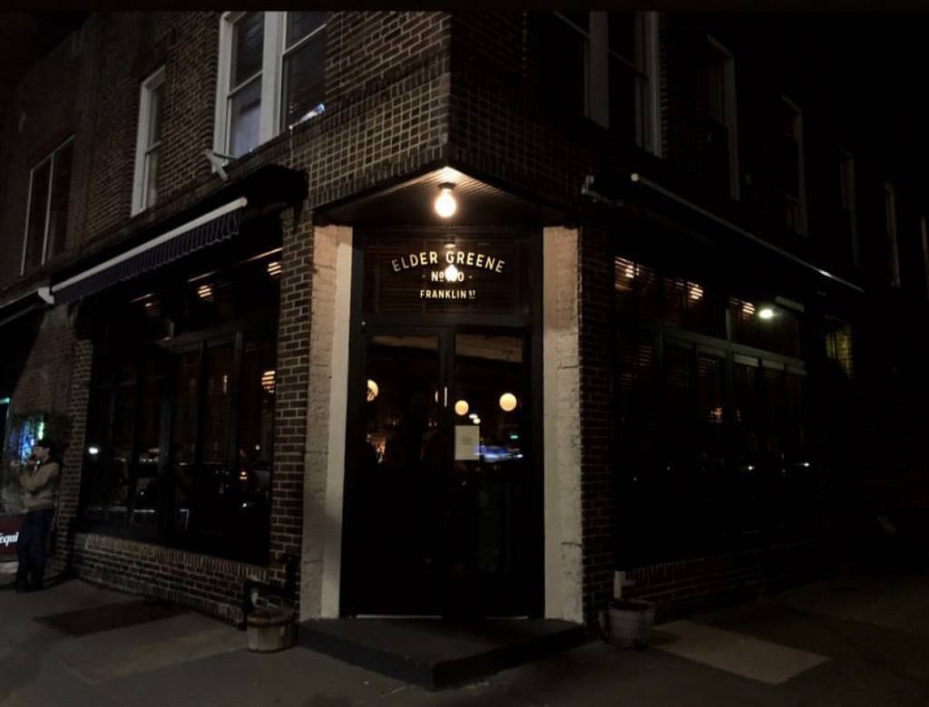 Elder Greene | restaurant | 160 Franklin St, Brooklyn, NY 11222, USA | 7183890878 OR +1 718-389-0878
