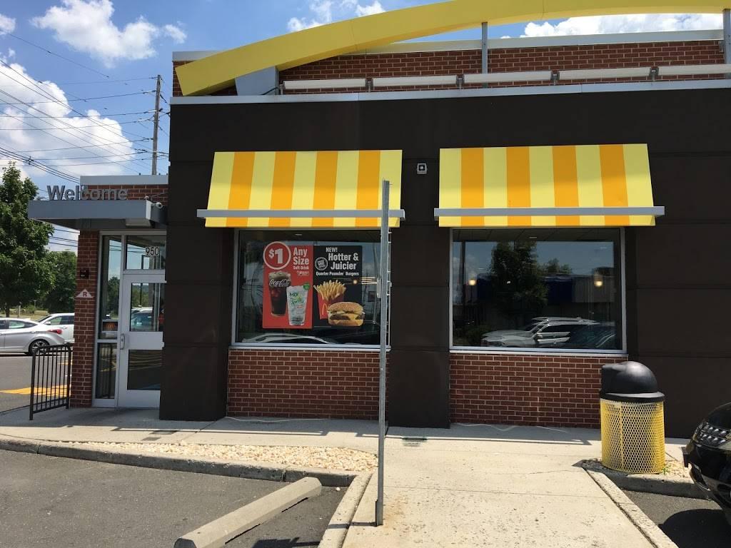 McDonalds | cafe | 950 Rte 22 East, Somerville, NJ 08876, USA | 9085757940 OR +1 908-575-7940