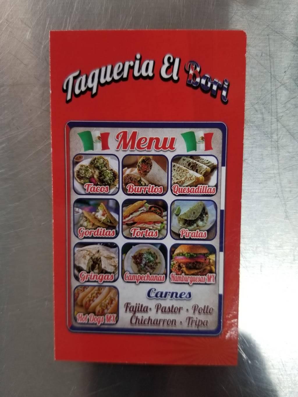 TAQUERIA EL BORI | restaurant | 6730 Telephone Rd, Houston, TX 77061, USA