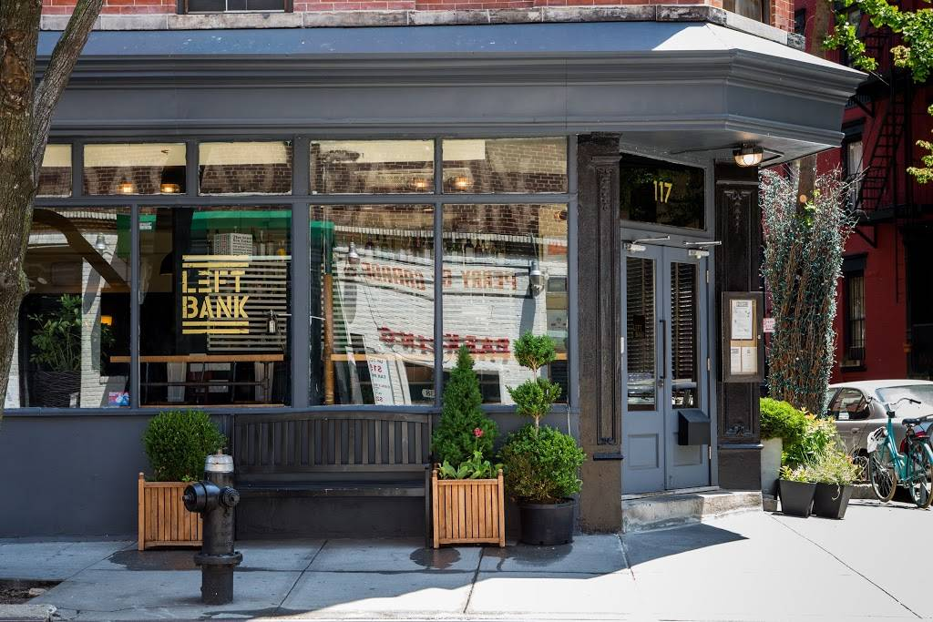 Left Bank | restaurant | 117 Perry St, New York, NY 10014, USA | 2127271170 OR +1 212-727-1170