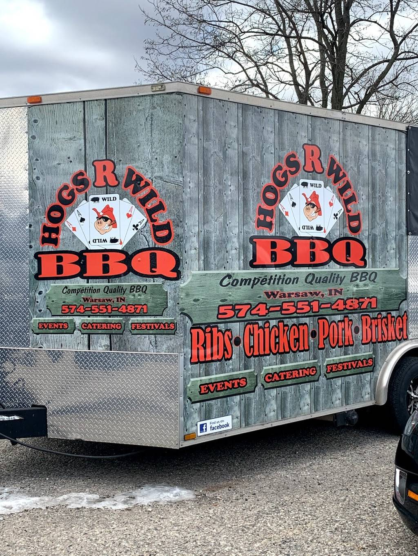 Hogs R Wild BBQ | restaurant | 1527 N Detroit St, Warsaw, IN 46580, USA | 5742675757 OR +1 574-267-5757