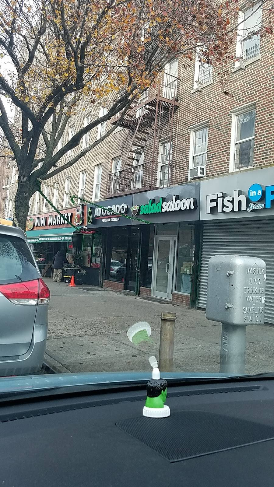 Avocado Salad Saloon Mexican Grilled   restaurant   147 E Gun Hill Rd, Bronx, NY 10467, USA   3473468901 OR +1 347-346-8901