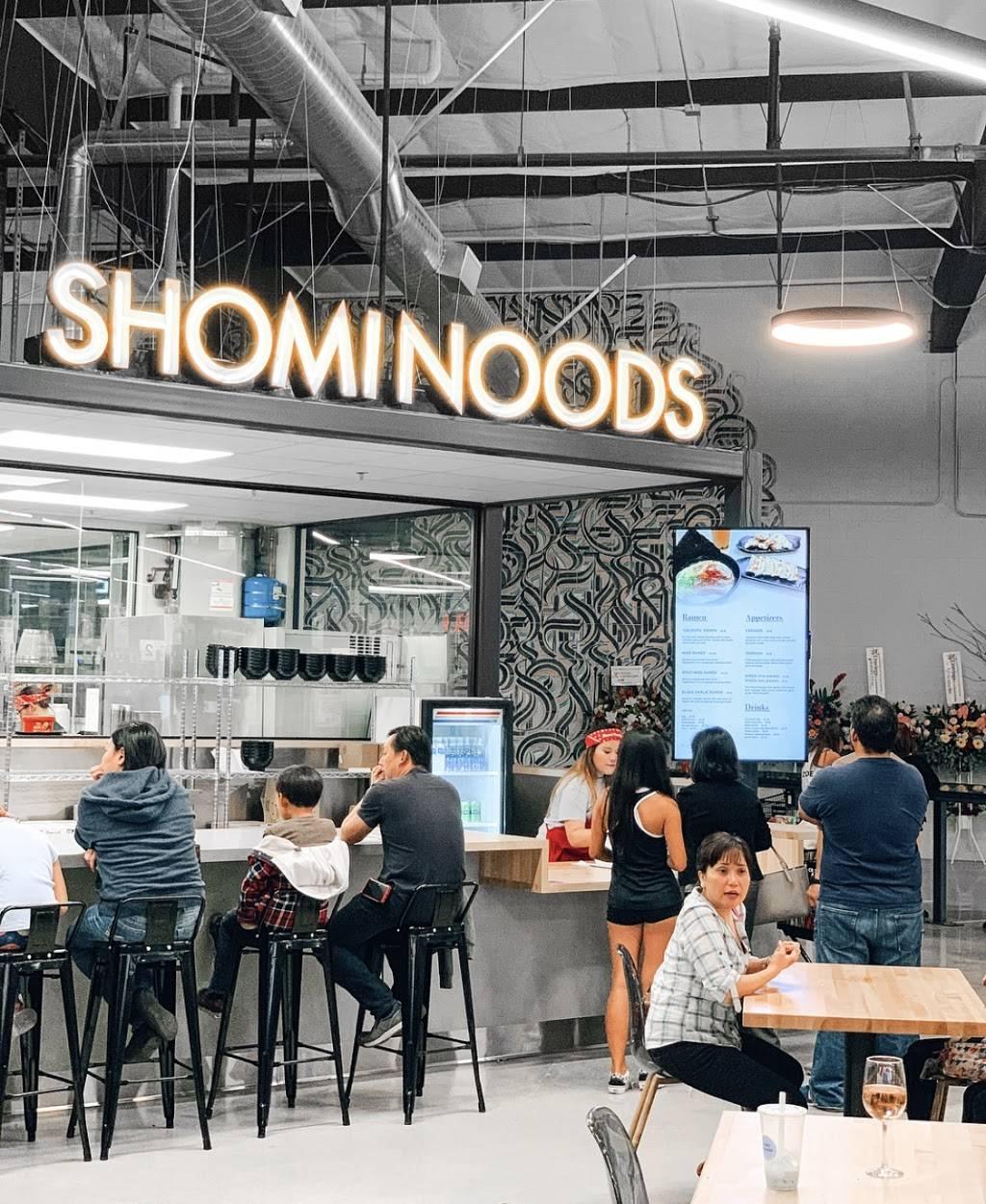 SHOMI NOODS: Ramen Bar | restaurant | 4024 Grand Ave Unit 104, Chino, CA 91710, USA | 9094659870 OR +1 909-465-9870