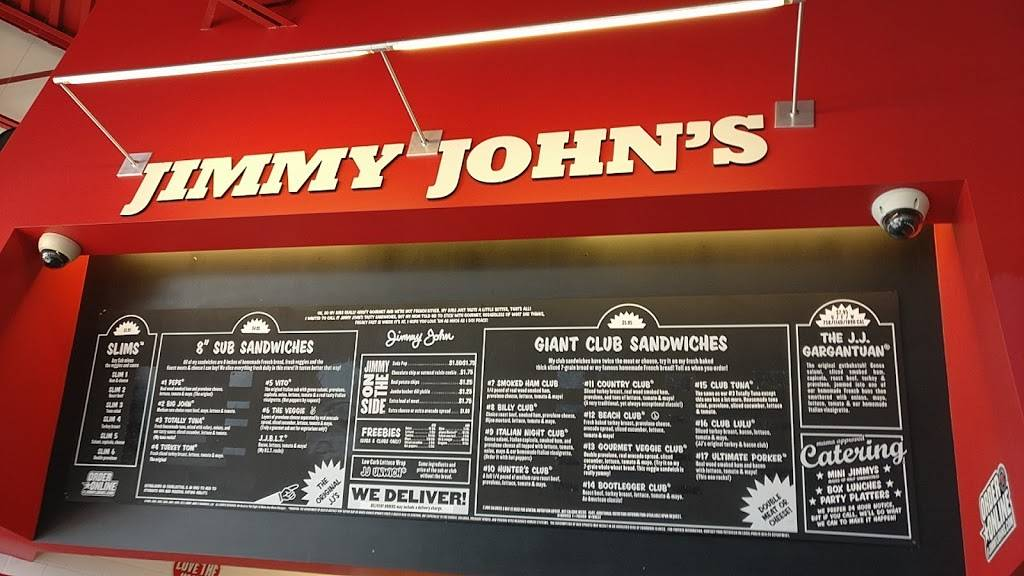 Jimmy Johns | meal delivery | 4741 S Scatterfield Rd, Anderson, IN 46013, USA | 7656405100 OR +1 765-640-5100