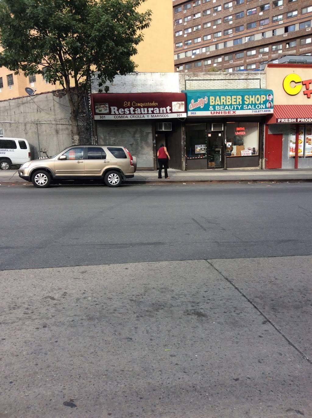 El Conquistador | restaurant | 301 E Burnside Ave, Bronx, NY 10457, USA