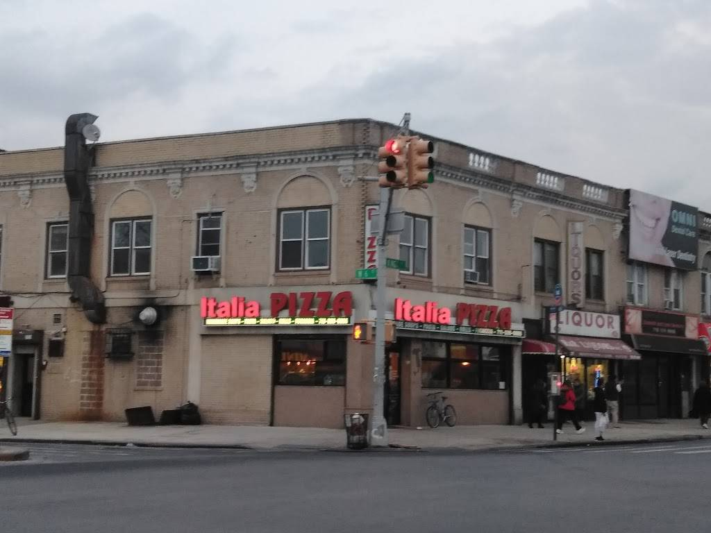 Italia | restaurant | 307 Kings Hwy, Brooklyn, NY 11223, USA | 7183390666 OR +1 718-339-0666