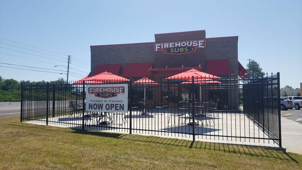 Firehouse Subs | restaurant | 2351 E 1st St, Vidalia, GA 30474, USA | 9125371884 OR +1 912-537-1884
