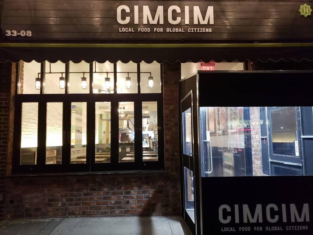 CimCim | restaurant | 3308 Ditmars Blvd, Astoria, NY 11105, USA | 7185452200 OR +1 718-545-2200