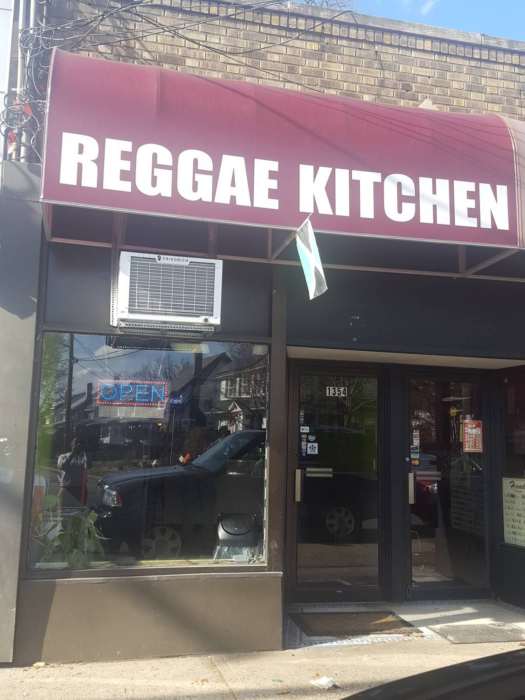 Reggae Kitchen | restaurant | 1354 Teaneck Rd, Teaneck, NJ 07666, USA | 2013575777 OR +1 201-357-5777