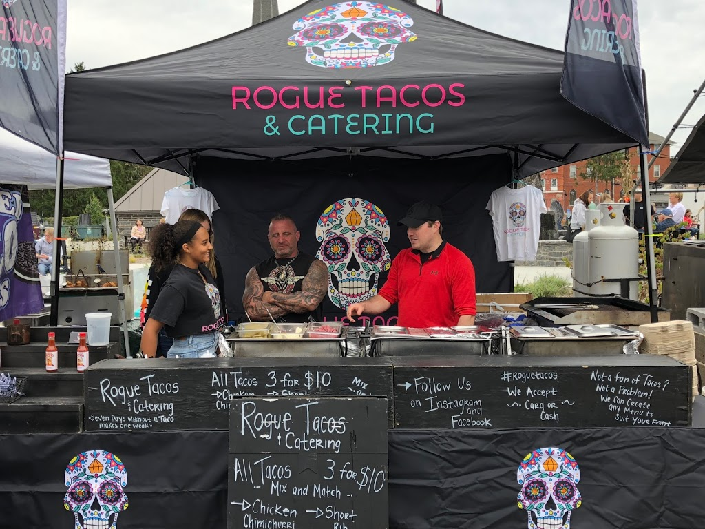 Rogue Tacos & Catering   restaurant   78 S Courtland St, East Stroudsburg, PA 18301, USA   5702137005 OR +1 570-213-7005