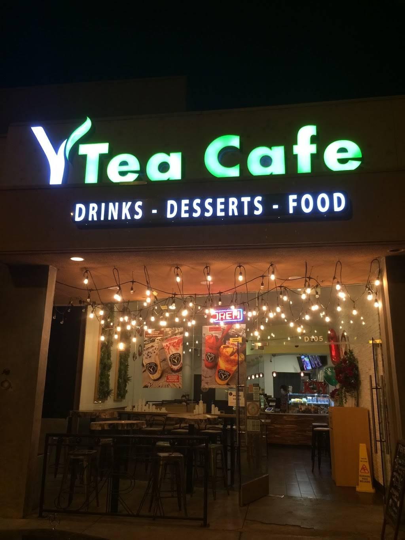Y Tea Cafe   cafe   14291 N Euclid St Ste D105, Garden Grove, CA 92843, USA   7145540401 OR +1 714-554-0401