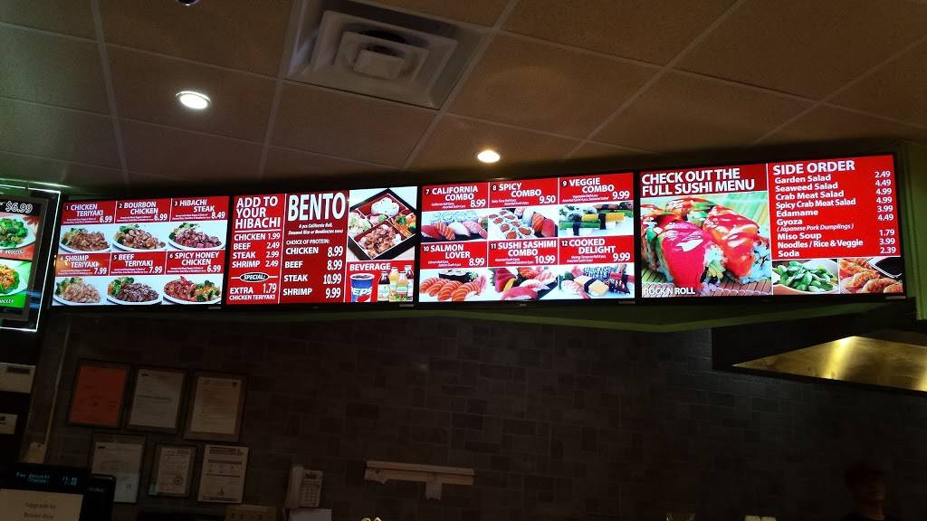 Hibachi Master   meal delivery   8512 5th Ave, Brooklyn, NY 11209, USA   7188664612 OR +1 718-866-4612