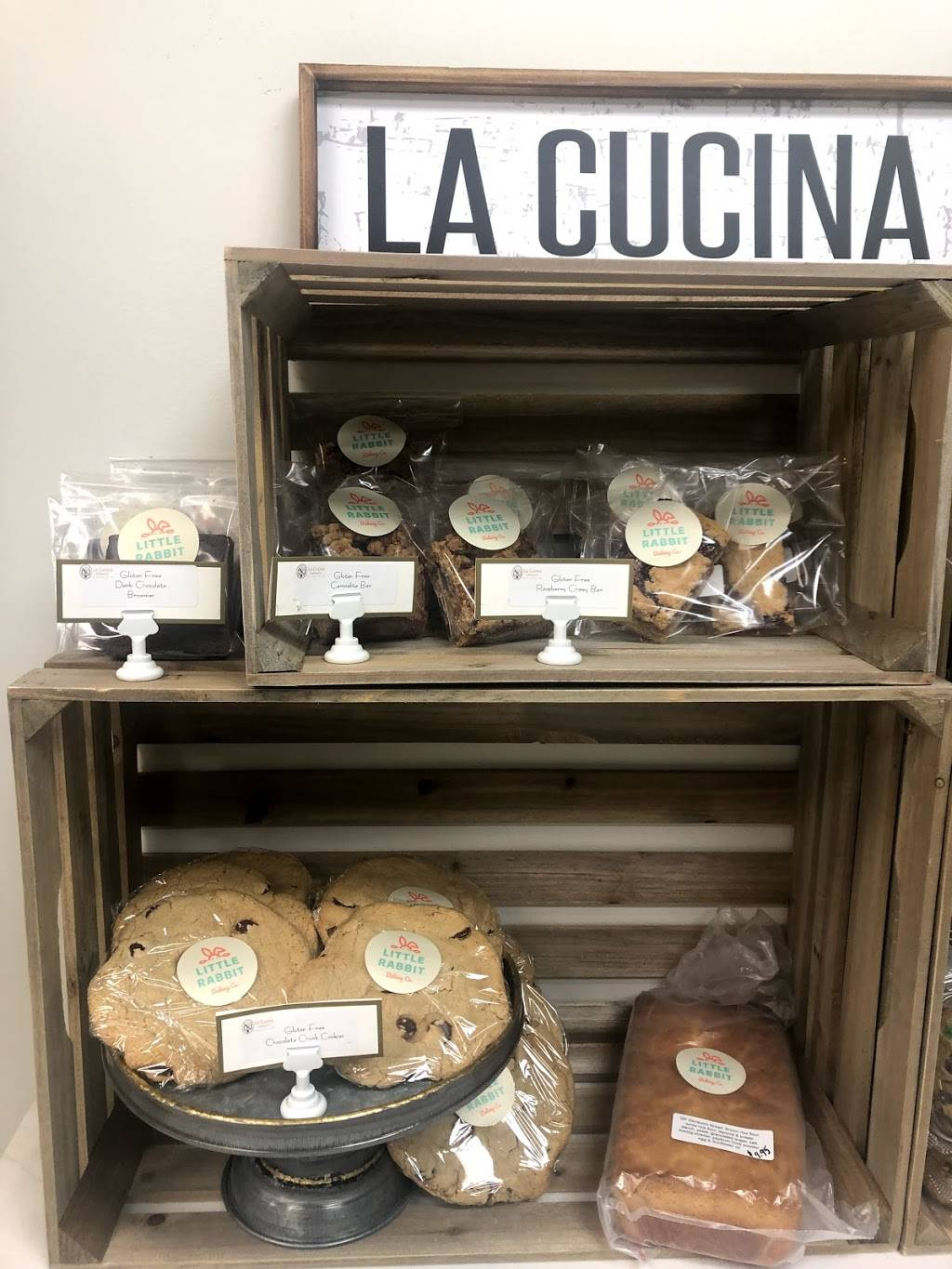 La Cucina Prepared Meals & Catering   restaurant   934 Boston Post Rd, Guilford, CT 06437, USA   2036895692 OR +1 203-689-5692