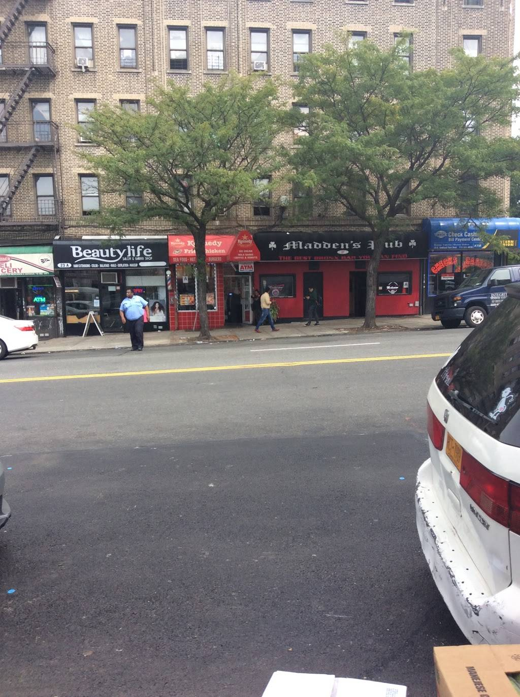 Kennedy Fried Chicken | restaurant | 25 Bedford Park Blvd, Bronx, NY 10468, USA | 7186846364 OR +1 718-684-6364