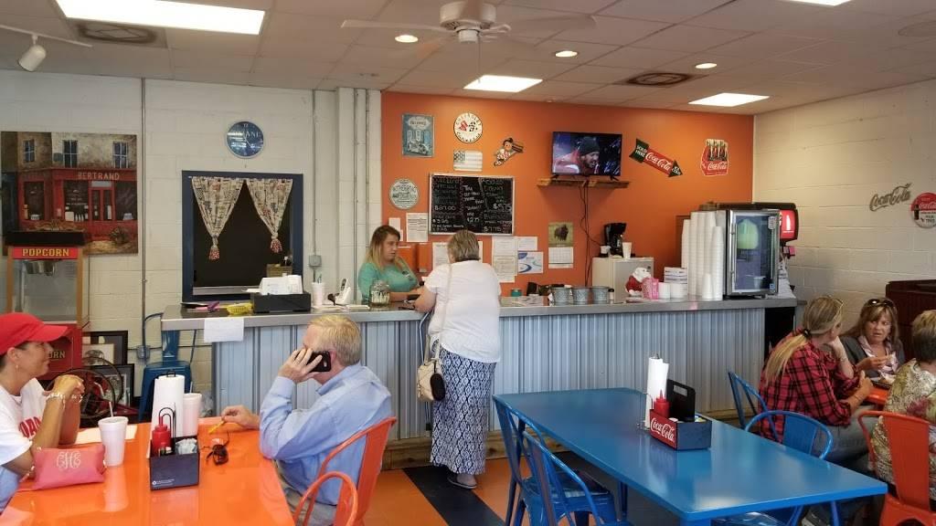 Midtown Meme S Restaurant 235 W 3rd St Jackson Ga 30233 Usa
