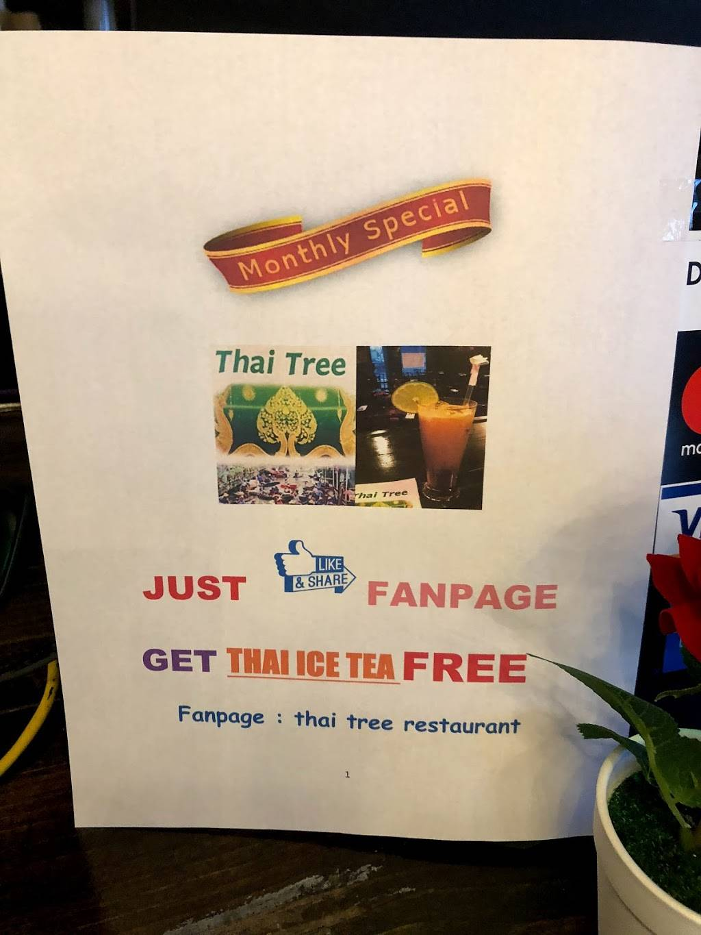 Thai Tree | restaurant | 36-17 Greenpoint Ave, Long Island City, NY 11101, USA | 7188061046 OR +1 718-806-1046