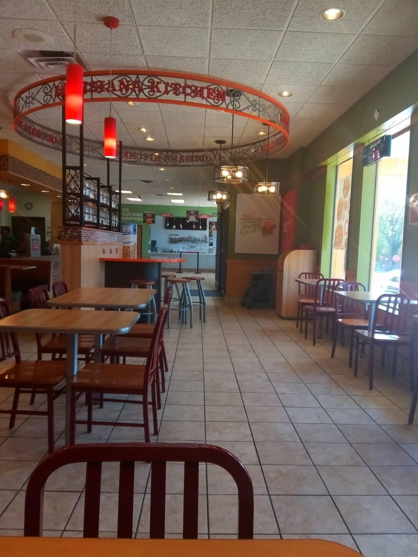 Popeyes Louisiana Kitchen Restaurant 4408 Edmondson Ave