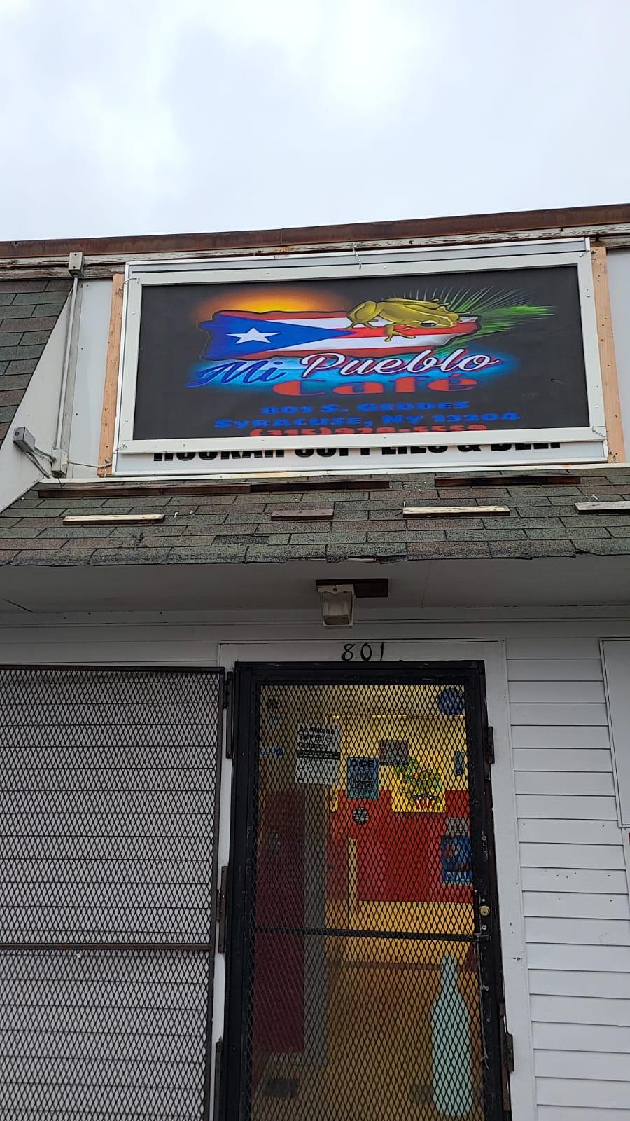 Mi Pueblo Café Restaurant   restaurant   801 S Geddes St, Syracuse, NY 13204, USA   3159285559 OR +1 315-928-5559