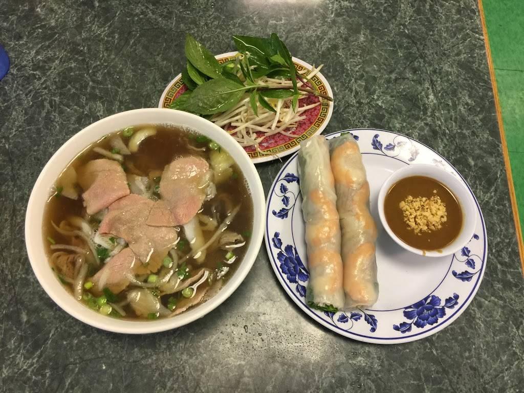 Phở Saigon II   restaurant   3288 Pierce St A116, Richmond, CA 94804, USA   5105286388 OR +1 510-528-6388