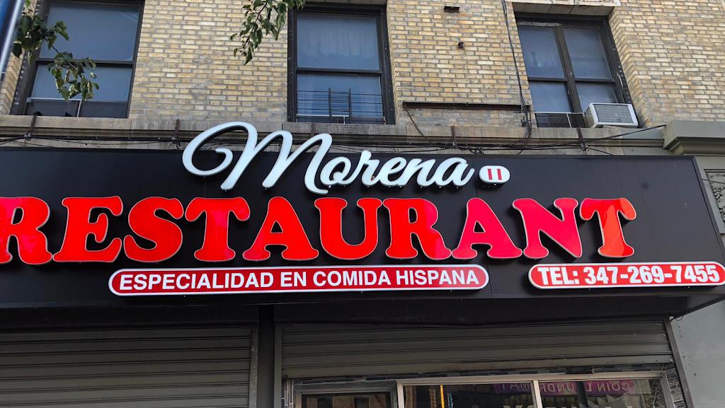 Morena II Restaurant   restaurant   935 E 163rd St, The Bronx, NY 10459, USA   3472697455 OR +1 347-269-7455