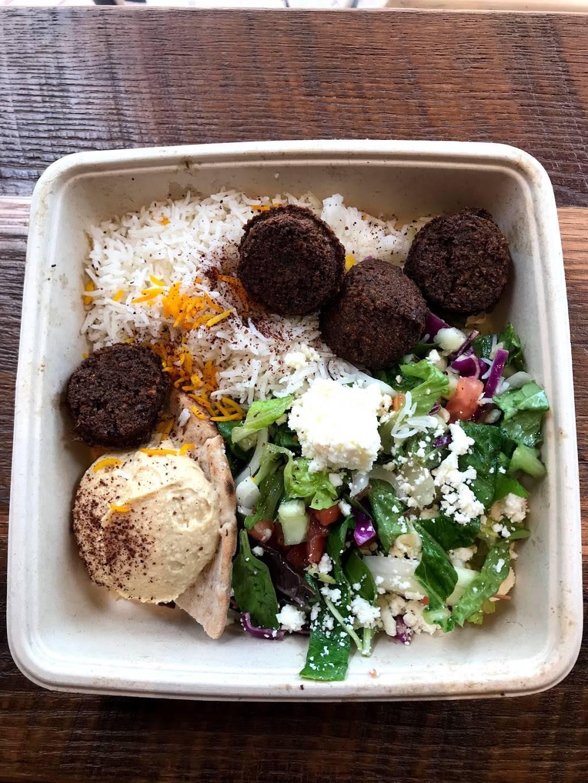 Rice Mediterranean Kitchen Restaurant 1318 Alton Rd Miami Beach Fl 33139 Usa