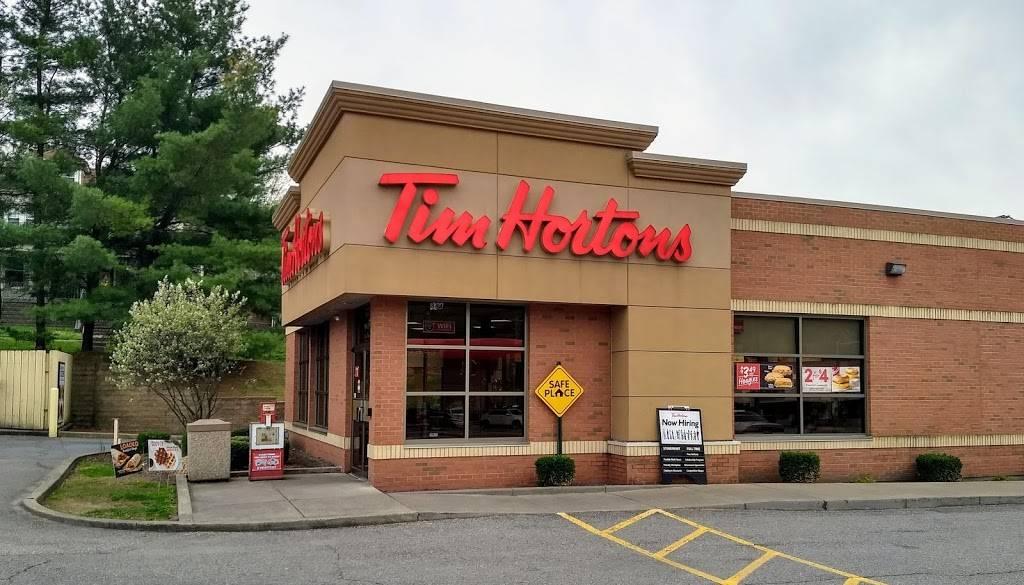 Tim Hortons | restaurant | 884 National Rd, Wheeling, WV 26003, USA | 3049058141 OR +1 304-905-8141