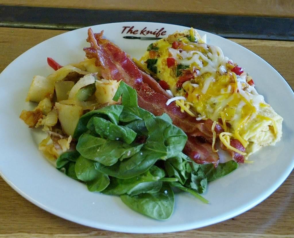 The Knife   restaurant   14425 New Bedford Way, Woodbridge, VA 22192, USA   7039401495 OR +1 703-940-1495