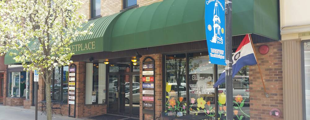 Marketplace Cafe | restaurant | 130 S Main St #111, Bellefontaine, OH 43311, USA | 9374045522 OR +1 937-404-5522