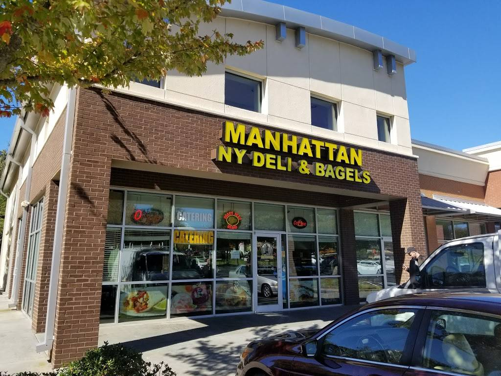 Manhattan NY Deli & Bagels - Peachtree Corners | bakery | 5275 Peachtree Pkwy, Peachtree Corners, GA 30092, USA | 6788790707 OR +1 678-879-0707