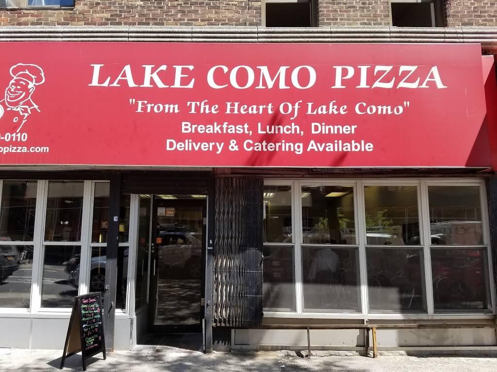Lake Como Pizza | restaurant | 2549 Amsterdam Ave, New York, NY 10033, USA | 2127400110 OR +1 212-740-0110