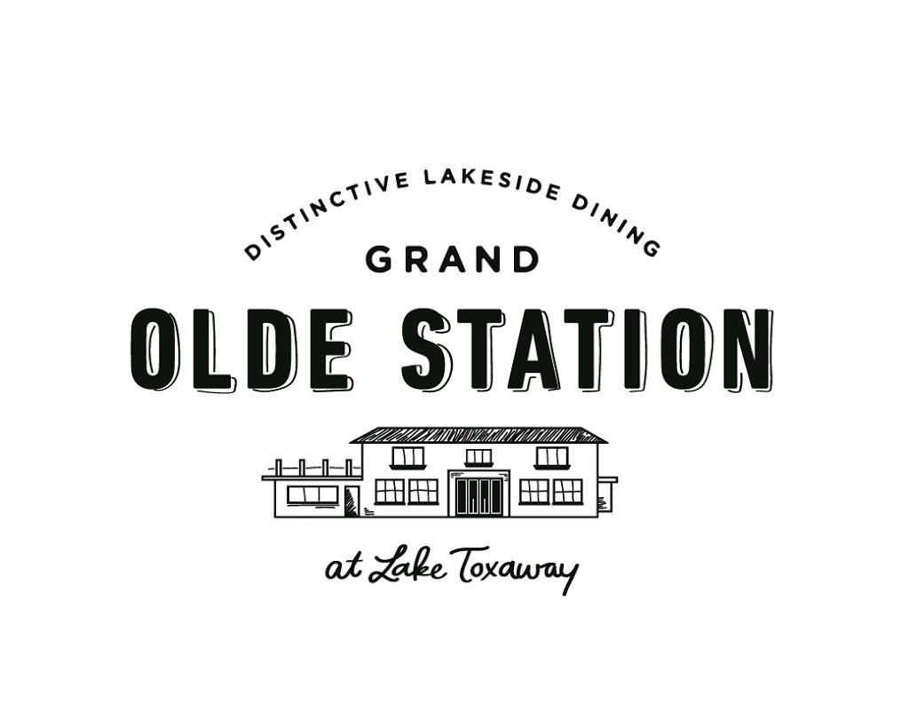 Grand Olde Station Resturant | restaurant | 502 Blue Ridge Rd, Lake Toxaway, NC 28747, USA