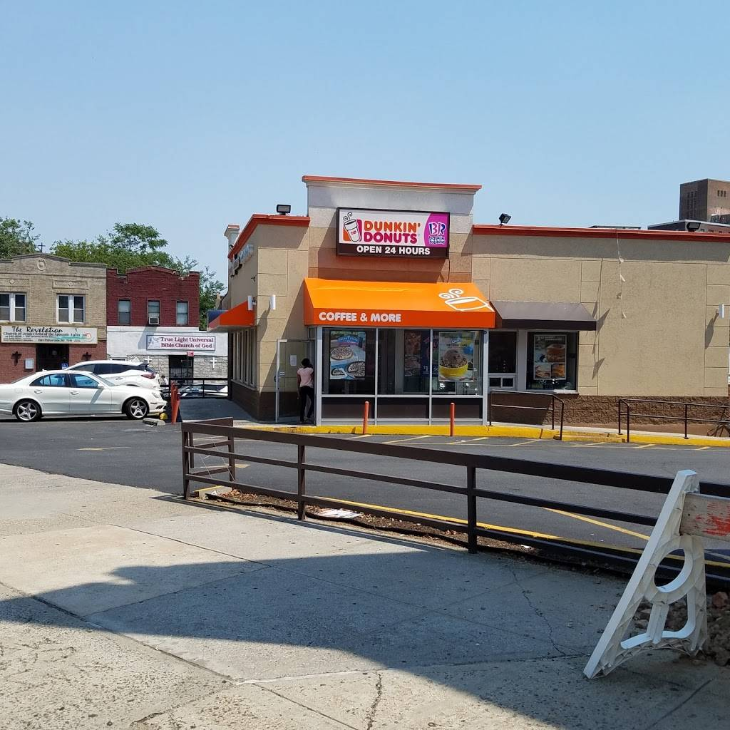 Dunkin Donuts | cafe | 1710 Eastern Pkwy, Brooklyn, NY 11233, USA | 7185666280 OR +1 718-566-6280