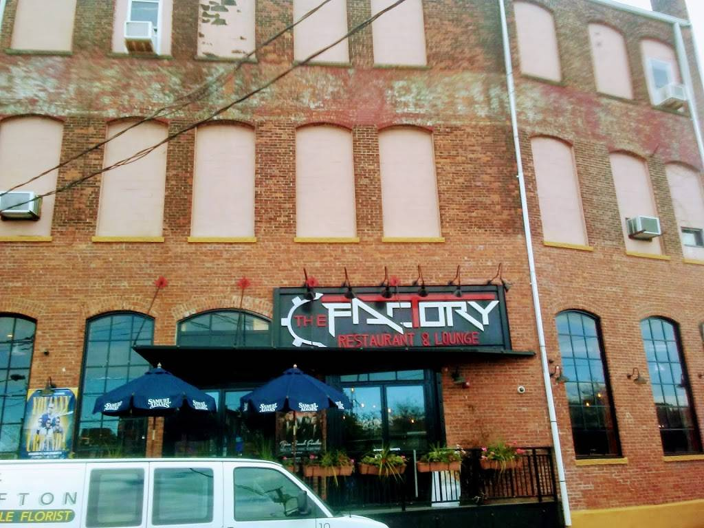The Factory | restaurant | 451 Communipaw Ave, Jersey City, NJ 07304, USA | 2016304396 OR +1 201-630-4396