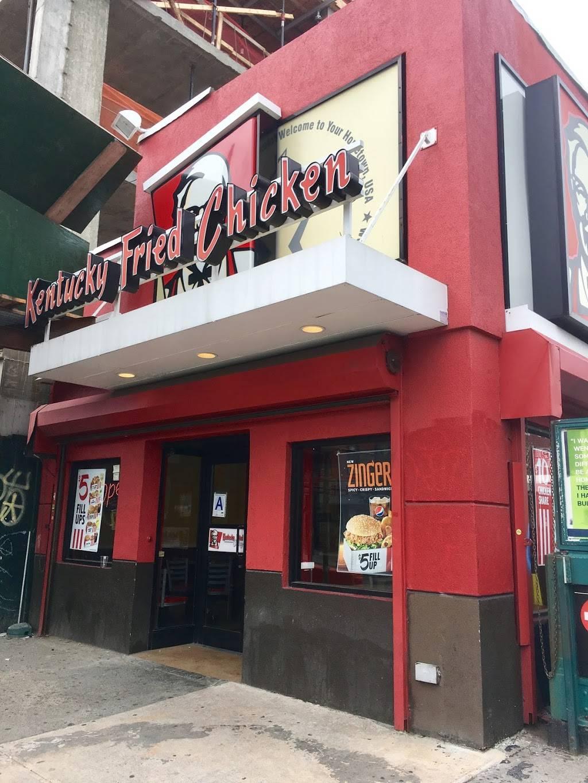 KFC | restaurant | 1040 Bedford Ave, Brooklyn, NY 11205, USA | 7186223480 OR +1 718-622-3480