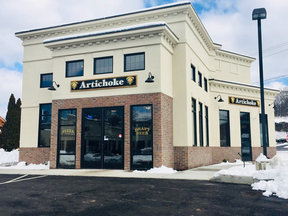Artichoke Basilles Pizza | restaurant | 2391 Berlin Turnpike, Newington, CT 06111, USA | 8607858329 OR +1 860-785-8329