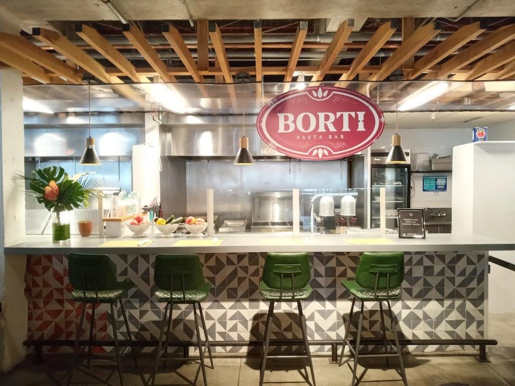 Borti Pasta Bar   restaurant   8300 NE 2nd Ave, Miami, FL 33138, USA   7865461872 OR +1 786-546-1872