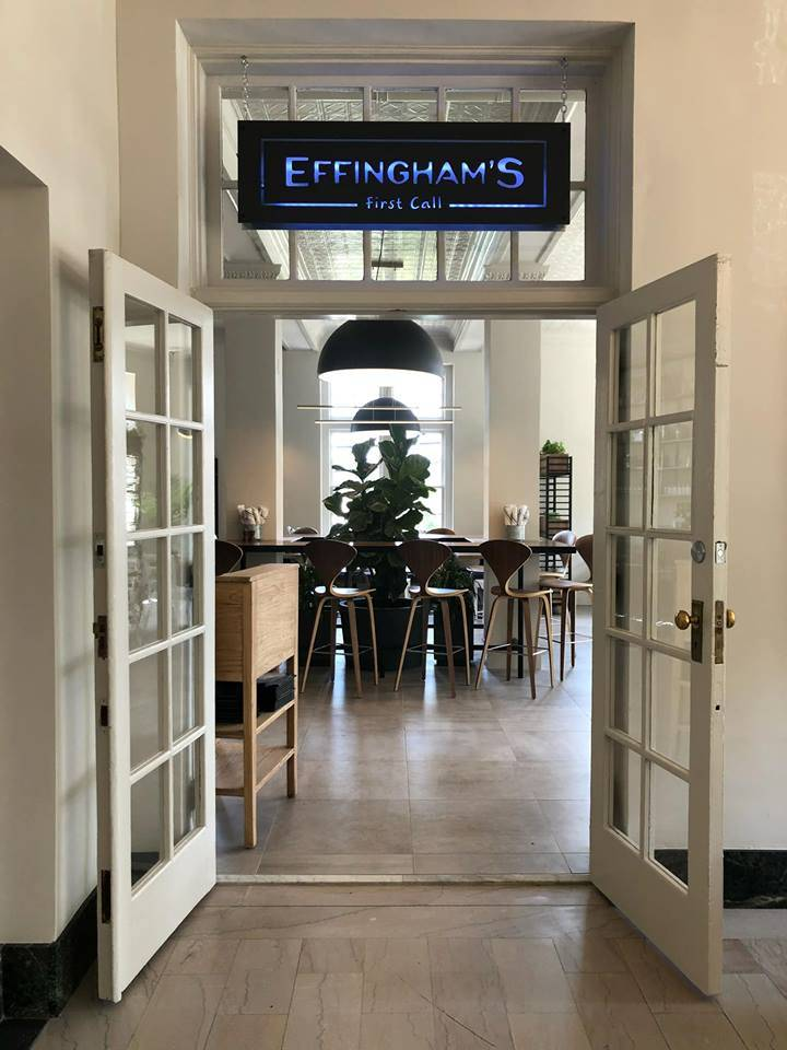 Effinghams Coal Fired Pizza and Taphouse | restaurant | 202 High St, Farmville, VA 23901, USA | 4346581400 OR +1 434-658-1400