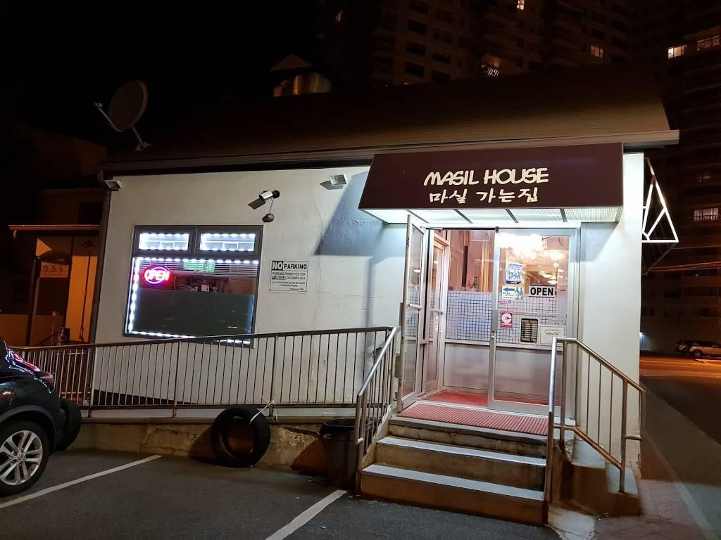 Masil House 마실가는집 | restaurant | 400 Main St, Fort Lee, NJ 07024, USA | 2015927390 OR +1 201-592-7390
