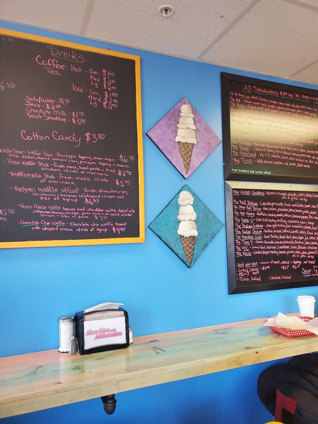 Munchies and Milkshakes | cafe | 169 Nantasket Ave, Hull, MA 02045, USA | 7812149092 OR +1 781-214-9092