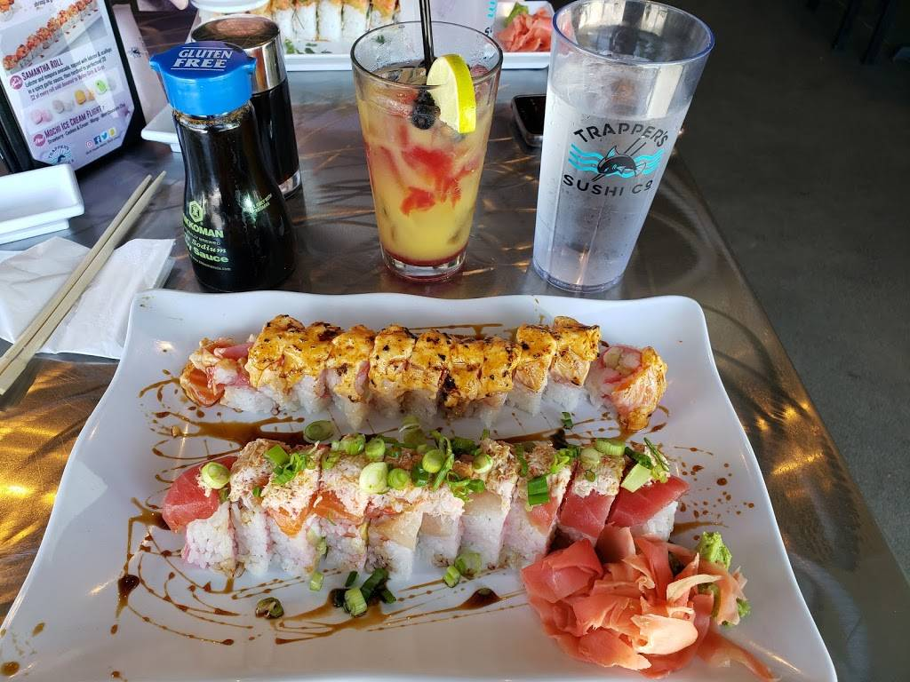 Trappers Sushi | restaurant | 323 Garfield St S #101, Parkland, WA 98444, USA | 2534333738 OR +1 253-433-3738