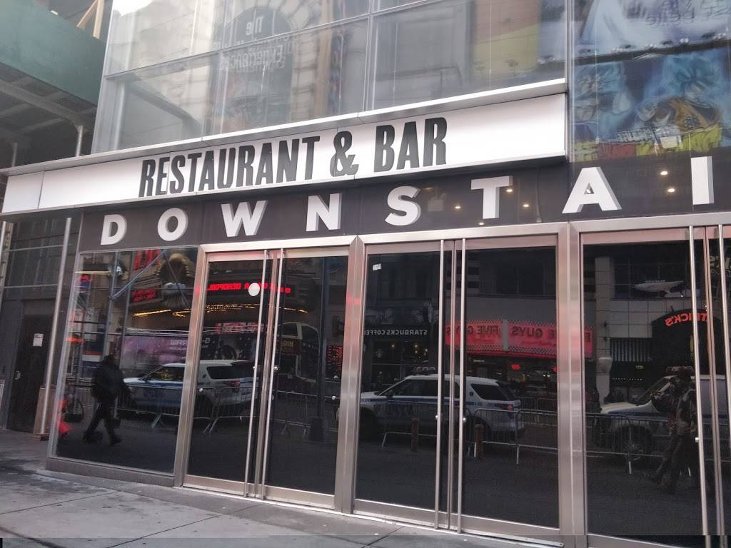 Restaurant & Bar Downstairs | restaurant | 260 W 42nd St, New York, NY 10036, USA