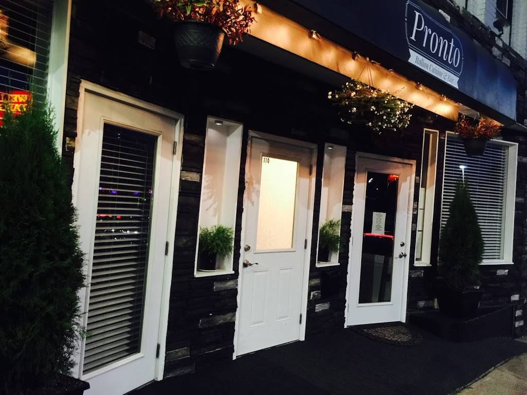 Pronto restaurant | restaurant | 110 N Main Ave, Scranton, PA 18504, USA | 5708007560 OR +1 570-800-7560