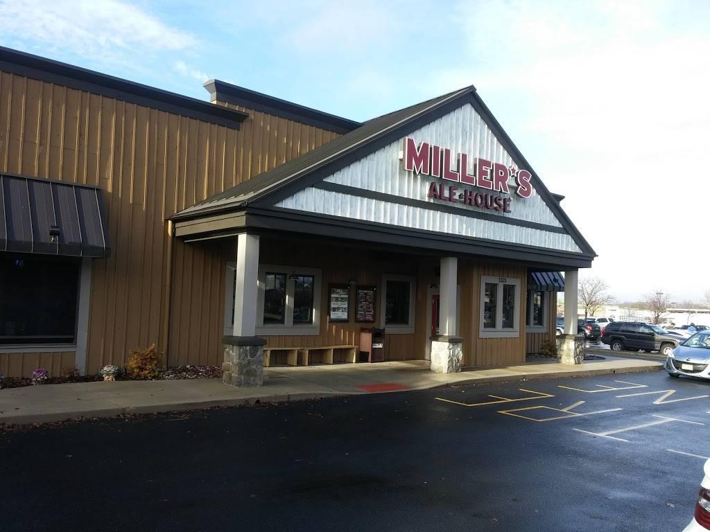Millers Ale House - Christiana   restaurant   1323 Churchmans Rd, Newark, DE 19713, USA   3022036855 OR +1 302-203-6855