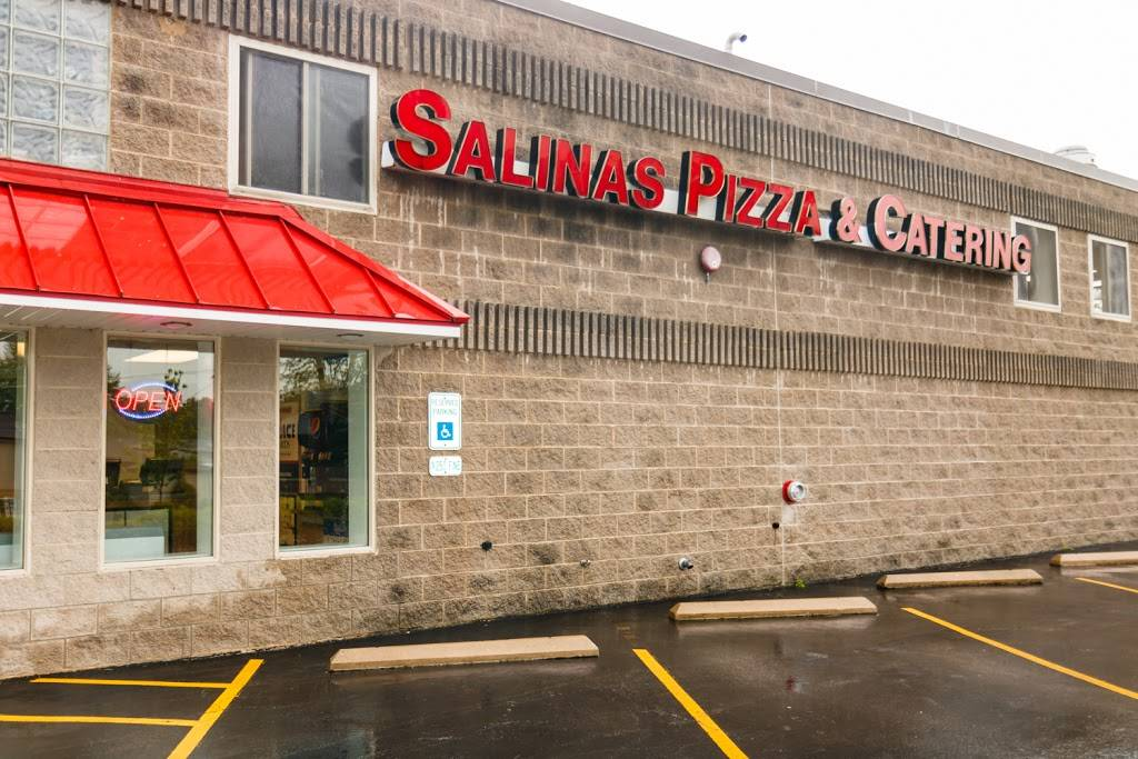 Salinas Pasta & Pizza   restaurant   7551 175th St, Tinley Park, IL 60477, USA   7086149100 OR +1 708-614-9100
