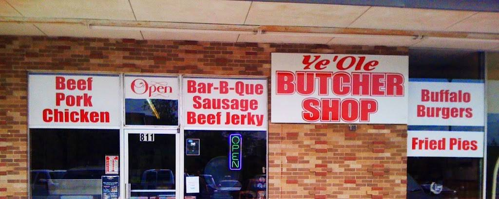 Ye Ole Butcher Shop | restaurant | 811 E 15th St, Plano, TX 75074, USA | 9724231848 OR +1 972-423-1848