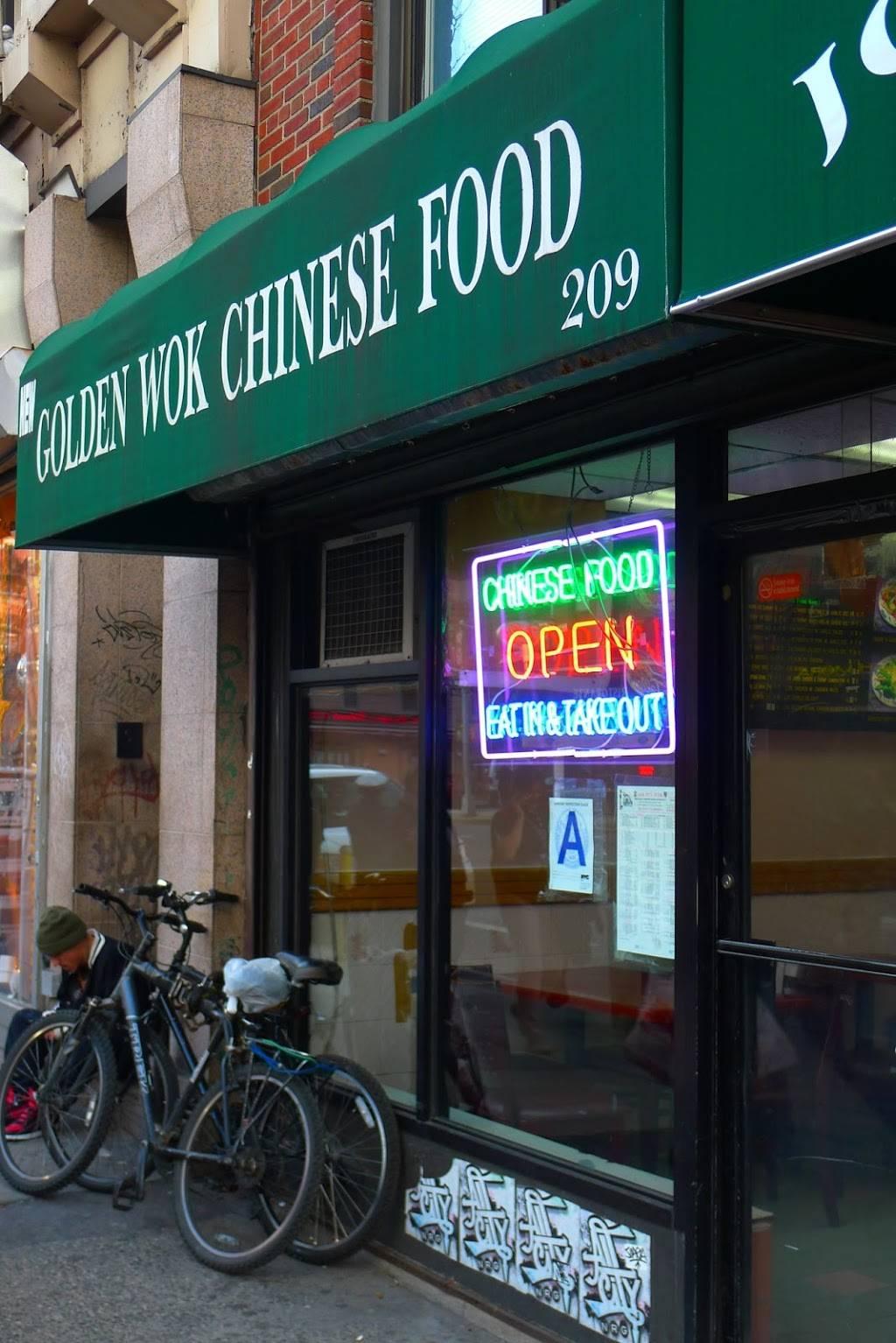 Chelsea Golden Wok | restaurant | 209 8th Ave, New York, NY 10011, USA | 2126200712 OR +1 212-620-0712