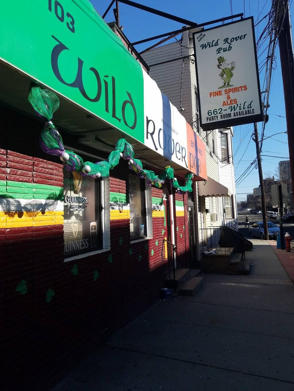 Wild Rover Pub | night club | 7103 Park Ave, Guttenberg, NJ 07093, USA | 2016629453 OR +1 201-662-9453