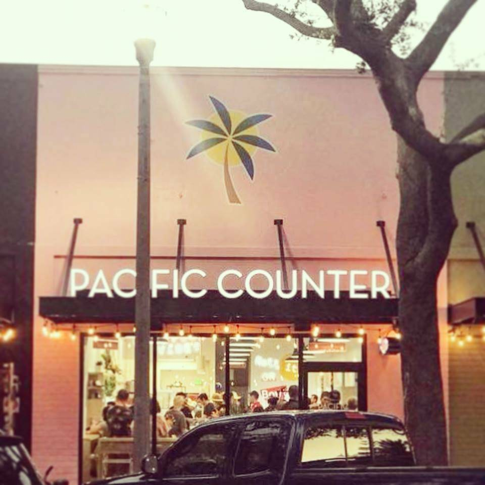 Pacific Counter | restaurant | 660 Central Ave, St. Petersburg, FL 33701, USA | 7274407008 OR +1 727-440-7008
