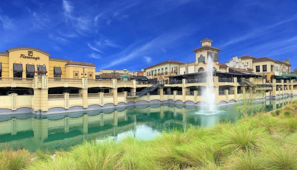 Dellagio Town Center | restaurant | 8060 Via Dellagio Way suite 206, Orlando, FL 32819, USA | 9546216800 OR +1 954-621-6800